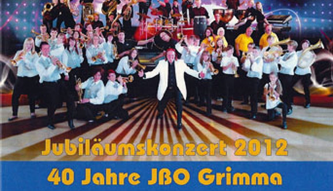 JBO Jubiläumskonzert